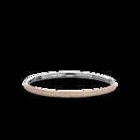 Image ofTI SENTO Milano Bracelet Pink Silver Rose Gold Plated 2874ZR