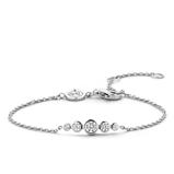 Image ofTI SENTO Milano Bracelet Silver Silver Plated 2887ZI
