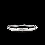 Image ofTI SENTO Milano Bracelet White Silver Plated 2913ZI