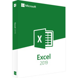 Abbildung vonExcel 2019 Produkt Key Sofort Download 1PC Vollversion