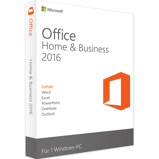 Abbildung vonOffice 2016 Home & Business Product Key Sofort Download 1 PC Vollversion
