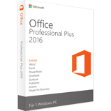 Abbildung vonOffice 2016 Professional Plus Product Key Sofort Download 1 PC Vollversion