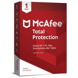 Abbildung vonMcAfee Total Protection 2020 1/3/5/10 Geräte 1 Jahr Multi Device