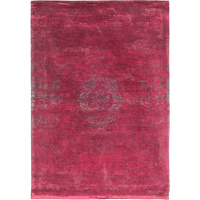 Thumbnail of Louis de Poortere Fading World Medallion vloerkleed (Afmetingen: 200x140 cm, Basiskleur: rood/roze)