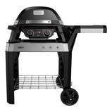 Afbeelding vanWeber Pulse 2000 Elektrische Barbecue Met Onderstel Zwart