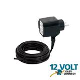 Afbeelding vanLuxform 12V transformator 20W + 10M SPT 1 kabel 12 V