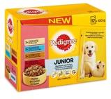 Afbeelding vanPedigree Multipack Maaltijdzakjes Junior In Gelei 100 Gr