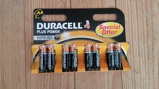 Afbeelding vanDuracell Plus Power AA Batterij, LR6, Niet Oplaadbaar, 8 Stuks