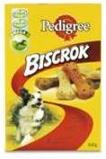 Afbeelding vanPedigree Multi Biscrok Mergbeen Hondensnacks Kip 500 g