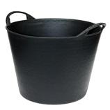 Afbeelding vanTalen Tools Kuip zwart flexibel 40 liter