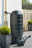 Afbeelding vanNature Regenton Slimline 100 Liter Groen
