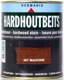 Afbeelding vanHermadix Hardhoutbeits 467 mahonie 750 ml