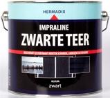 Afbeelding vanHermadix Impraline zwarte teer 2500 ml