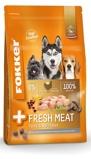 Afbeelding vanFokker Plus Fresh Meat Kip&Aardappel Hondenvoer 2.5 kg