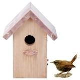 Afbeelding vanBest for Birds Nestkast winterkoning koperen dak
