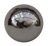 Afbeelding vanOosterik Home Heksenbol Zilver RVS diameter 20 cm