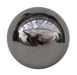 Afbeelding vanOosterik Home Heksenbol Zilver RVS diameter 30 cm