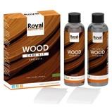 Afbeelding vanRoyal Wood Care Kit Geolied hout