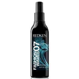 Afbeelding van 10% code SPRING10 Redken Fashion 07 Waves Sea Salt Spray Texturize 250 Ml Texturizer