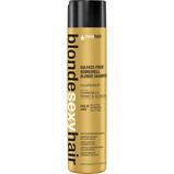 Afbeelding van10% code LIEFDE10 Sexyhair Blondebombshell Blonde Shampoo 300 Ml