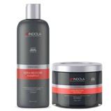 Afbeelding vanIndola Innova Kera Restore Set 300+200ml shampoo