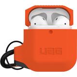 Abbildung vonRugged Armor Soft Case AirPods Orange