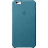 Abbildung vonApple iPhone 6 Plus Hülle Echtleder Apple® Backcover Blau