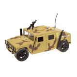 Afbeelding vanToi Toys Militaire Pantservoertuig Army schaal 1:16 kaki 22 cm
