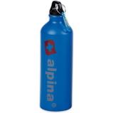 Afbeelding vanAlpina Drinkfles 750 Ml Aluminium Blauw