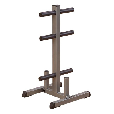 Afbeelding van Body Solid Olympic Plate Tree & Bar Holder