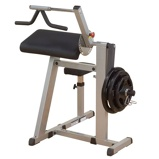 Afbeelding vanBiceps Curl Bank Body Solid GCBT380 & Triceps Machine