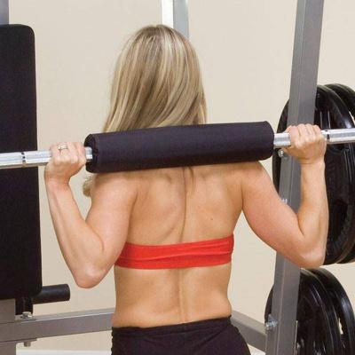 Afbeelding van Body Solid Bar pad voor olympische halterstangen MA105