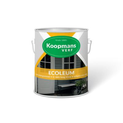 Afbeelding van Koopmans Ecoleum 1 liter Zwart