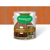 Thumbnail of Koopmans perkoleum (213) transp. teak 750 ml