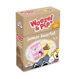 Afbeelding vanIdentity Games Woezel & Pip Woezel & Pip Junior kwartet kaartspel