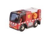 Afbeelding vanHape brandweerauto met sirene hout 9,5 cm