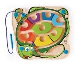 Afbeelding vanHape behendigheidsspel Colorback Sea Turtle 23 cm