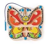Afbeelding vanHape behendigheidsspel Color Flutter Butterfly 24,5 cm