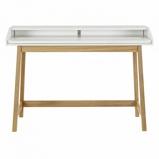 Afbeelding vanSt James Compact Desk wit