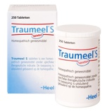 Afbeelding vanHeel Traumeel S (250 tabletten)