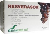 Afbeelding vanSoria Natural Resverasor Ultra Opc mix Tabletten 60st