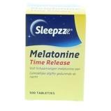 Afbeelding vanSleepzz Melatonine time release 0,1 mg (500 tabletten)