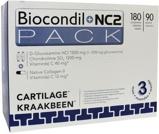 Afbeelding vanTrenker Duopack biocondil 180 tabletten + nc2 90 capsules 1set