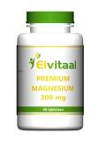 Afbeelding vanElvitaal Magnesium 200 mg premium (90 tabletten)