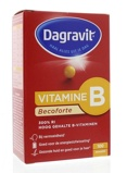 Afbeelding vanDagravit B Voedingssupplement Becoforte Dragees 100 stuks