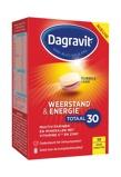 Afbeelding vanDagravit Totaal 30 Weerstand & Energie 50 kauwtabletten