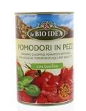 Afbeelding vanBioidea Tomatenstukjes basilicum (400 gram)