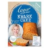 Afbeelding vanLeev Bio Pauline's mix kwark cake vanille (300 gram)