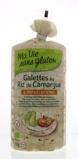 Afbeelding vanMa Vie Sans Carmague rijstwafels met oergranen bio glutenvrij (130 gram)
