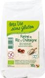 Afbeelding vanMa Vie Sans Rijst & kastanjemeel bio glutenvrij (500 gram)